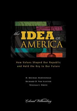 first edition of Idea of America